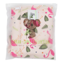 Load image into Gallery viewer, Waterproof Zip Wet Bag (Large) - Pink Flamingo- 40x30cm