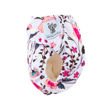 Load image into Gallery viewer, Modern Cloth Nappy (Pocket-OSFM)- NEWBORN 0-3 months- Spring Meadow