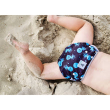 Load image into Gallery viewer, Reusable Swim Nappy- Octopus
