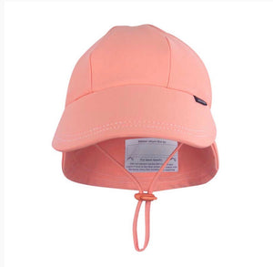 Beach Legionnaire UPF50+ Swim Hat - Peach