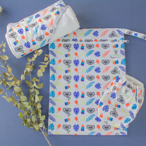 Baby & Toddler Swim Bundle- Blue Koala