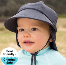 Load image into Gallery viewer, Beach Legionnaire Hat UPF50+ - Slate