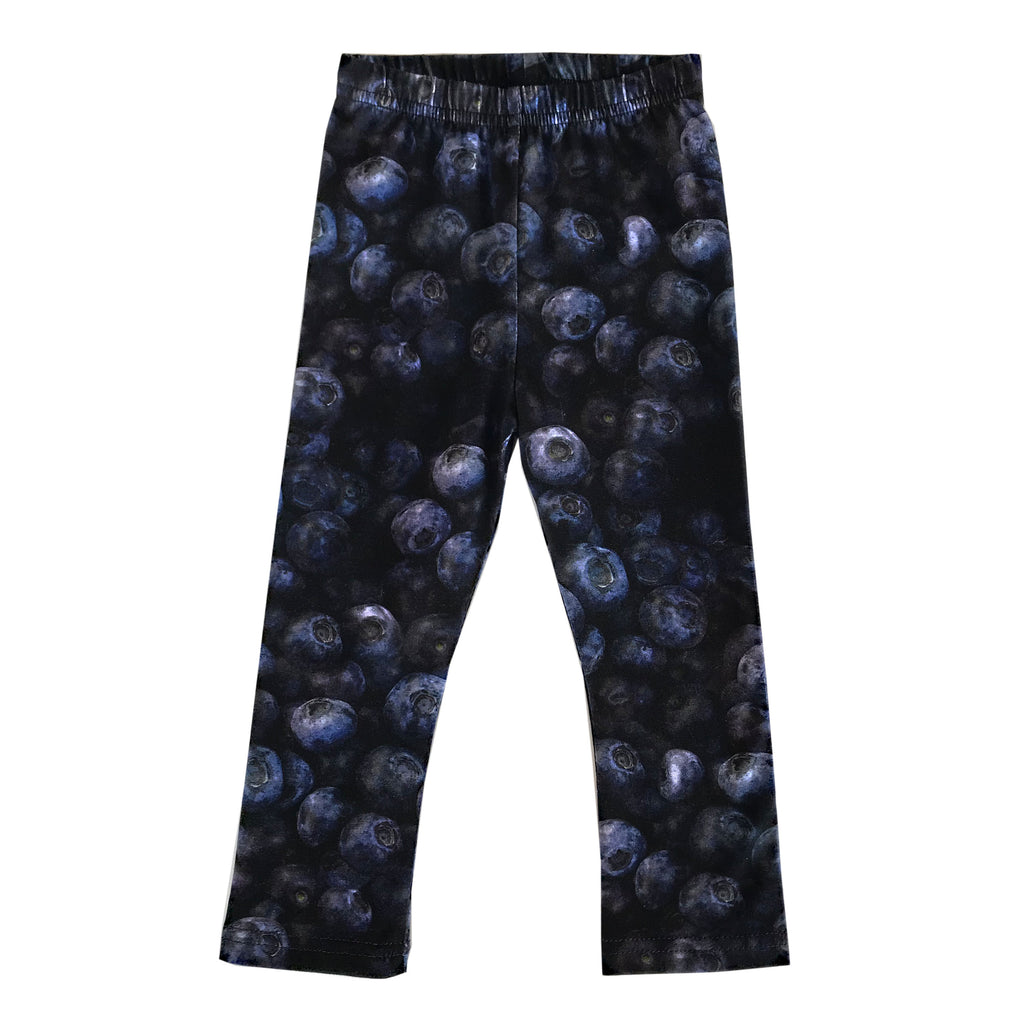 Leggings - Blueberries