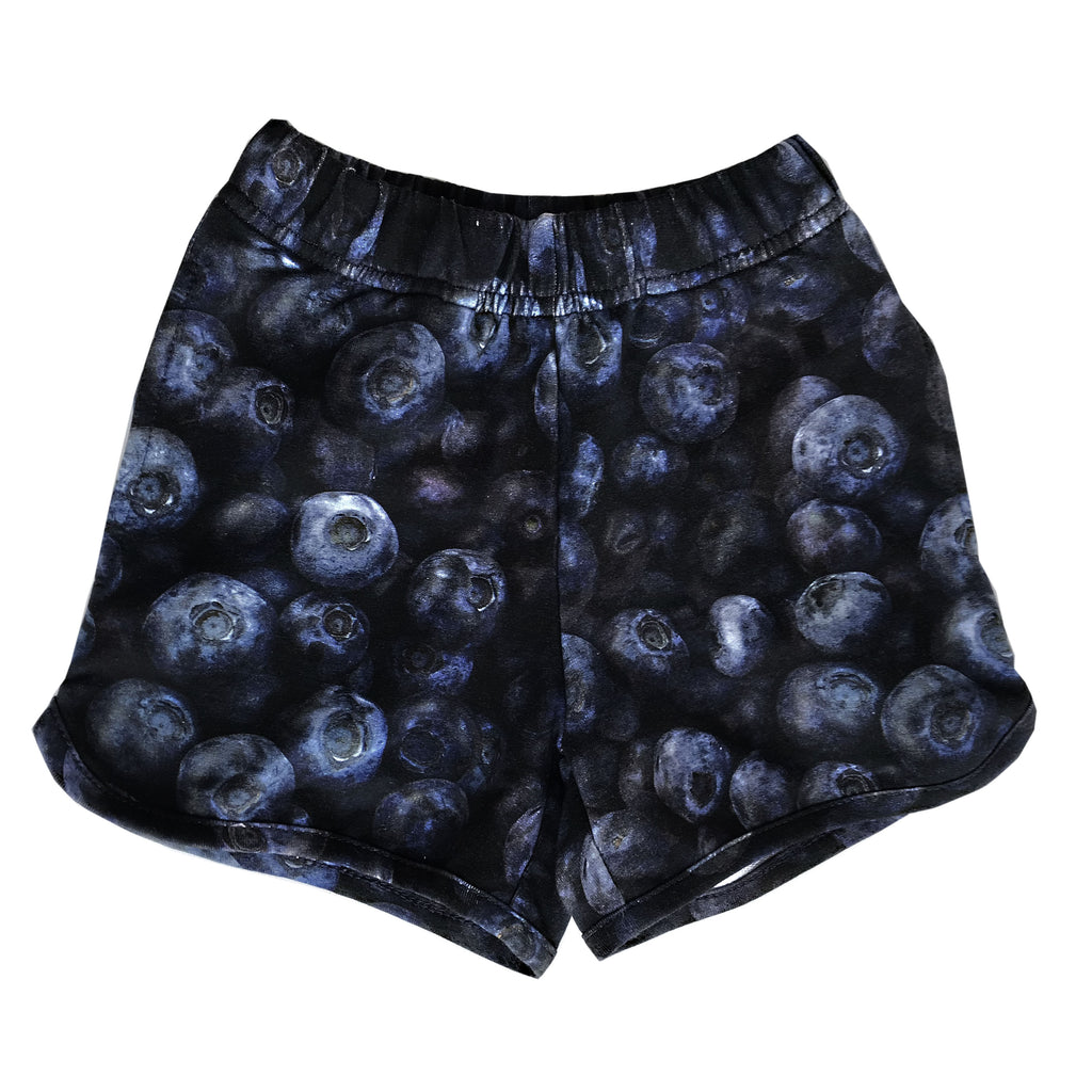 Shorts - Blueberries