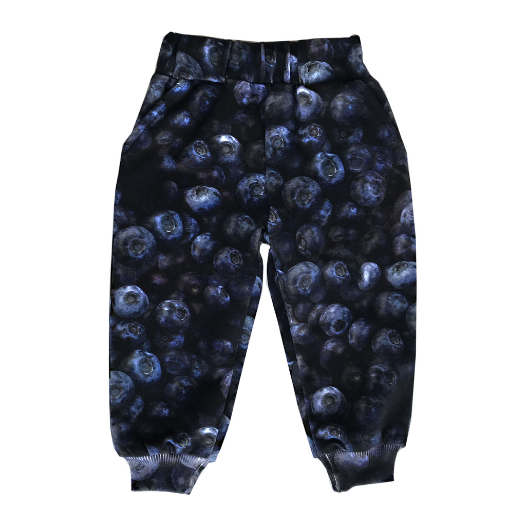 Sweat Pant - Blueberries