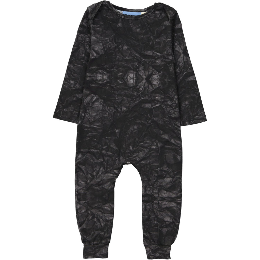 LONG BODY ONESIE - BLACK BAG