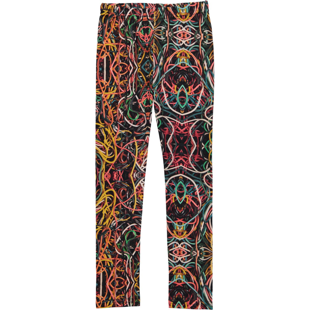LEGGINGS - RUBBER BANDS