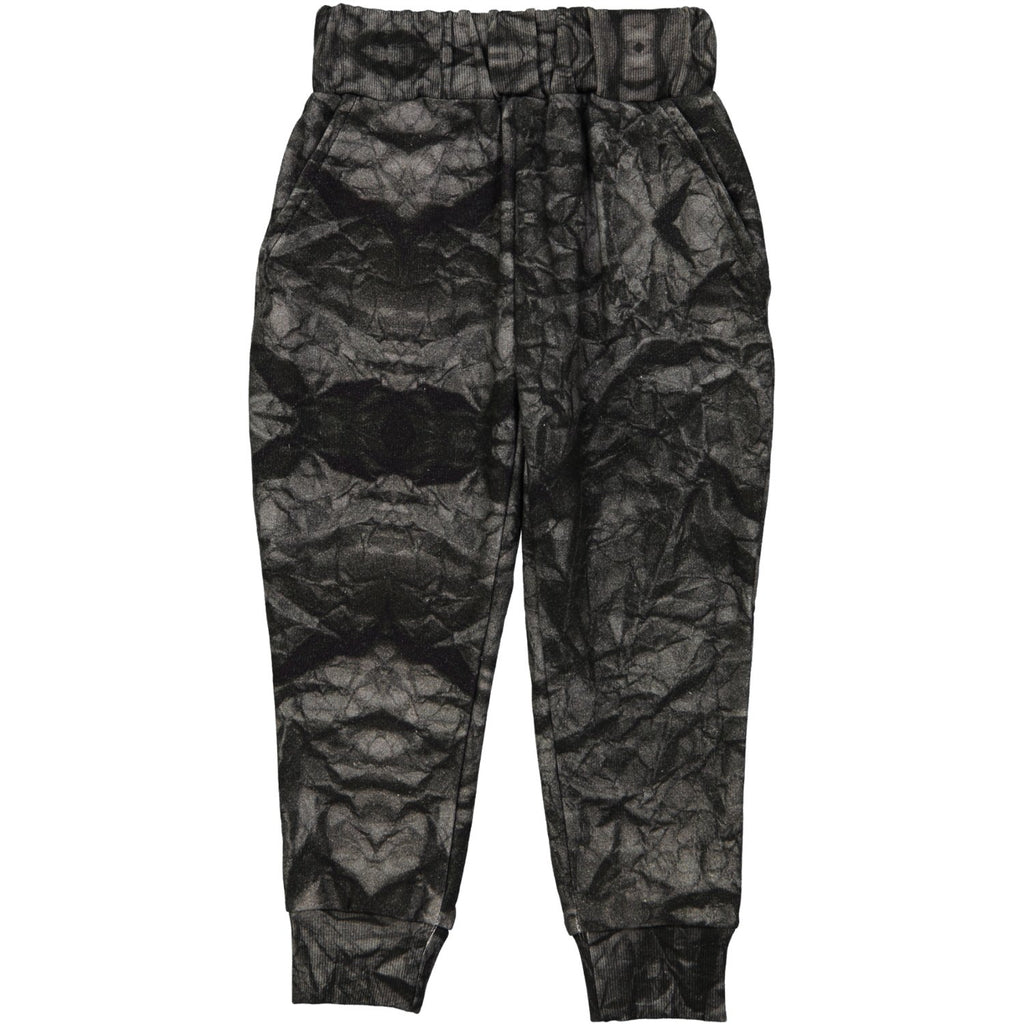 SWEAT PANTS - BLACK BAG