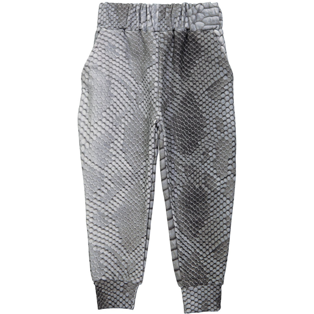 SWEAT PANTS - SNAKE SKIN