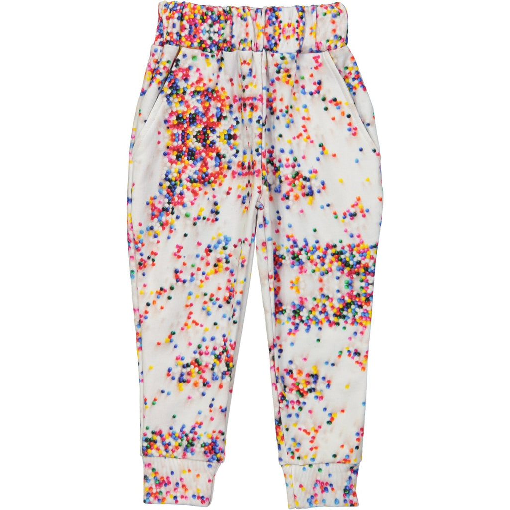 SWEAT PANTS - SUGAR DOTS