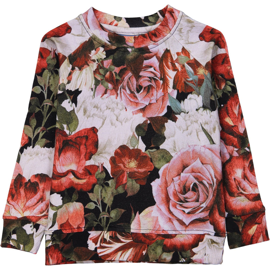 SWEAT SHIRT - FLORAL