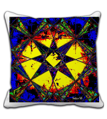 Throw Pillow Mistic