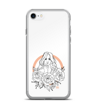 Girl&Flowers Phone Case