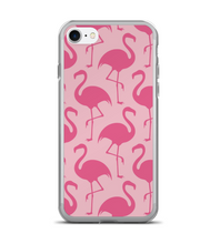 Flamingo Pattern Print Phone Case