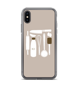 Baking Cooking Pattern Print Phone Case