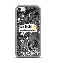 ArtishUp Spreading Creativity Phone Case