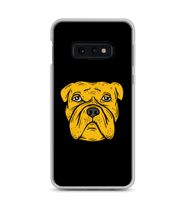 Yellow Dog Bulldog Phone Case