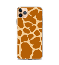 Giraffe Zoo Animal Print Phone Case