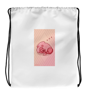 Drawstring Gym Bag lion