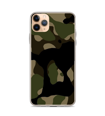 Traditional Army Camo Print Pattern Phone Case