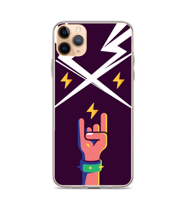 The Rock n Roll Energy Phone Case