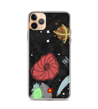 cartoon comic battle ship space military cover illustration drawing galaxy color colored Phone Case
