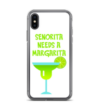 Senorita Needs A Margarita Phone Case