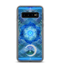 mandala art namastê Phone Case