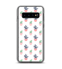 Potted Cactus Print Phone Case