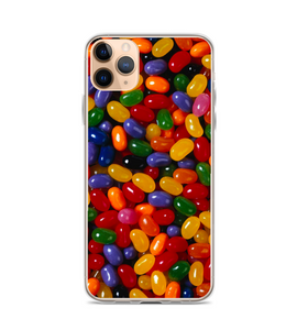 Jelly Bean Print Phone Case