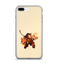 Phone Case of Mother Nature Autumn season with colorful nature and cute animals Phone Case