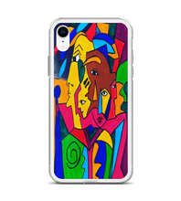I love faces japanese food asian culture sashimi maki Phone Case