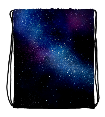 Drawstring Gym Bag Stars