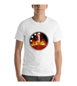T-Shirt Nuclear bomb atomic doomsday clock apocalypse third world war end of days last days doom