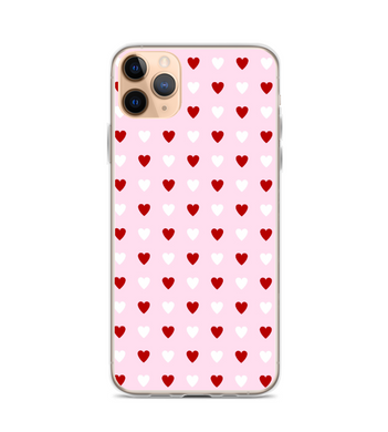 Valentines Day Hearts Phone Case