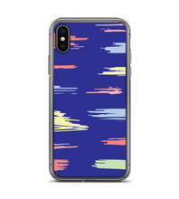 lines painter clouds Phone Case