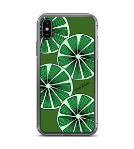 Lemons. Art made by hand and digitally finalized. Phone Case