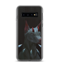 phone case Dog halloween hell albino Phone Case