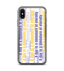 letter wall phone case Phone Case