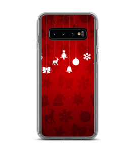 Holiday Ornaments Hanging Print Phone Case