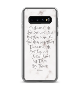 This Is Us Big Three Quote Print Pattern Phone Case