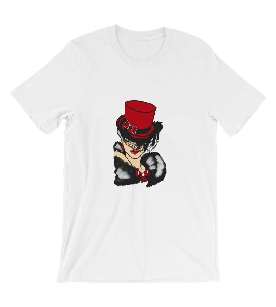 T-Shirt Red Topper