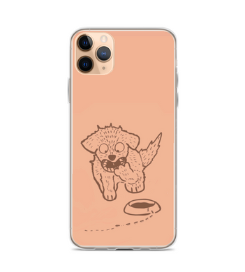 Dog vs The Ants Phone Case