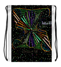Drawstring Gym Bag Vortex