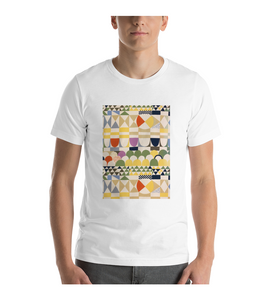 T-Shirt Abstract Art