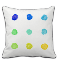 Throw Pillow Be Colourful