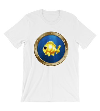T-Shirt Gold fish