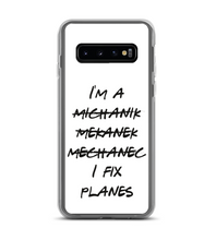 Airplane mechanic Phone Case