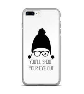 Youll Shoot Your Eye A Christmas Story Phone Case