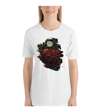 T-Shirt Unrequited Love rose scars heart heartbroken romance romantic passion boyfriend girlfriend
